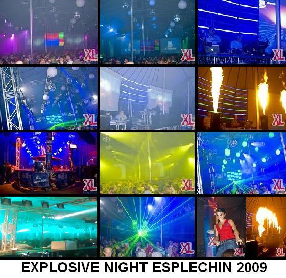 EXPLOSIVE NIGHT 2009
