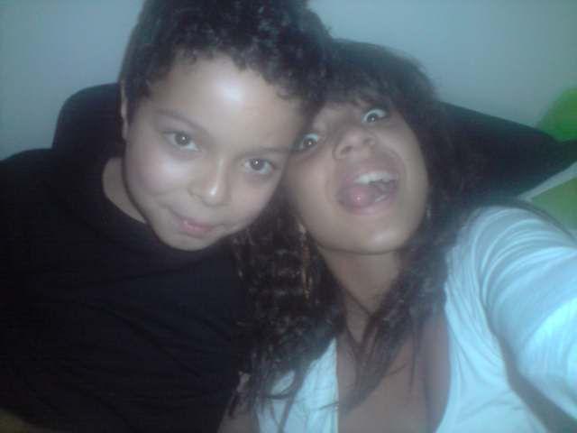 Mon DouDou ( Abdelraman ) & Moiii