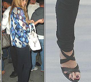 Lauren Conrad (Laguna Beach) et son style vestimentaire...