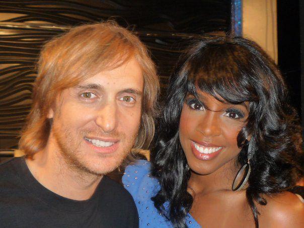 Kelly Rowland & David Guetta