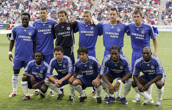 CHELSEA COMPLET