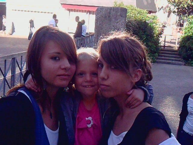 lily et clemence