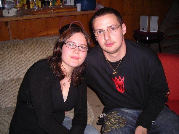 mon frangin et ma belle soeur