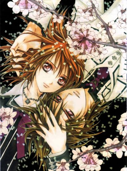 zero and kaname <3