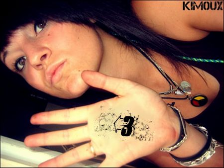 <3 Soy mi.