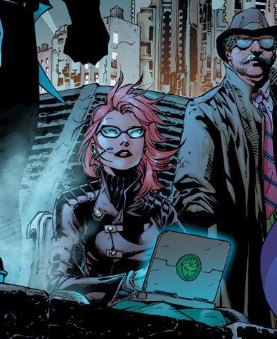 Le soutien d'une alliée proche, les yeux de Gotham,