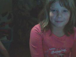 ma fille oceane 8 ans