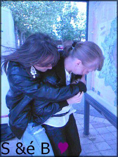 Badinne & Sorayaa ; Bf (♥)