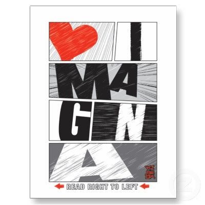 I Love Mangas <3
