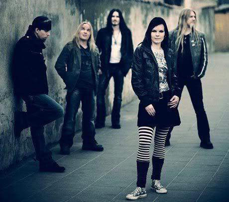 Nightwish mon groupe de métal préferé