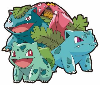 Evolution de bulbizar pokemonjessy - Pokemon florizarre ...