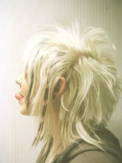 une coiffure que ja