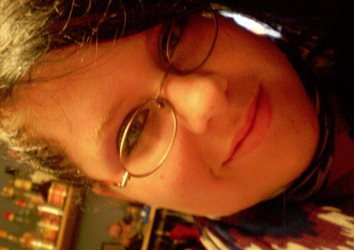 Ma première photo de face. x)