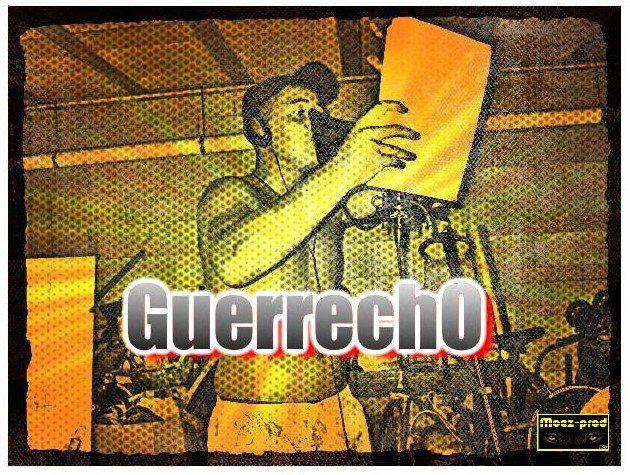 GuerrechO . en preparation ...