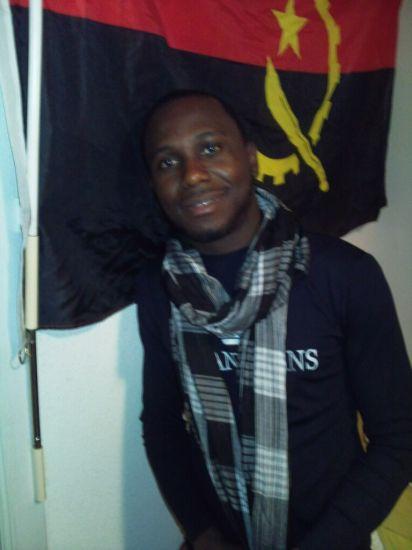 Angolan Dream Boy!!!