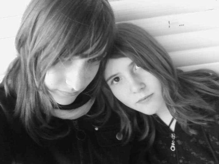 Ang3 & Nanie ♥