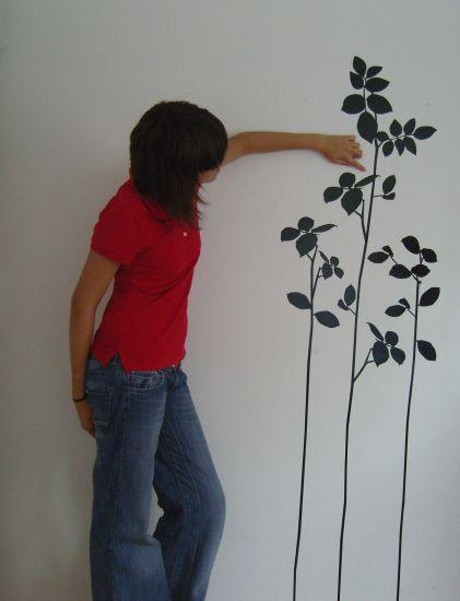 *J'ai des trucs qui poussent sur mes murs*