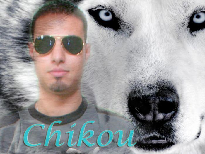 Chikou wolf