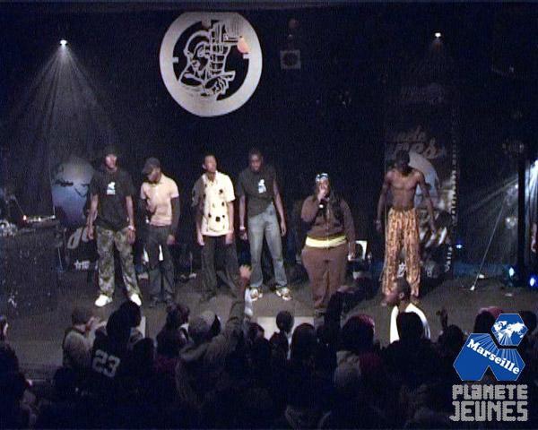 5elements esclavage moderne concert 2007