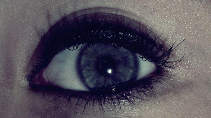 Les yeux sont les seuls portes menant à la vérité des coeurs