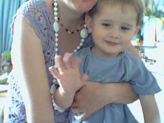 voisi mon fils mathéo qui a 2 ans