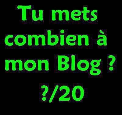 combien  tu mes sur mon blog