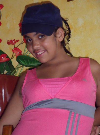 moi à 11 ans