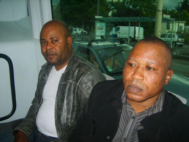 Papa Dany Makondolo et Ocle Feli Kulumbu