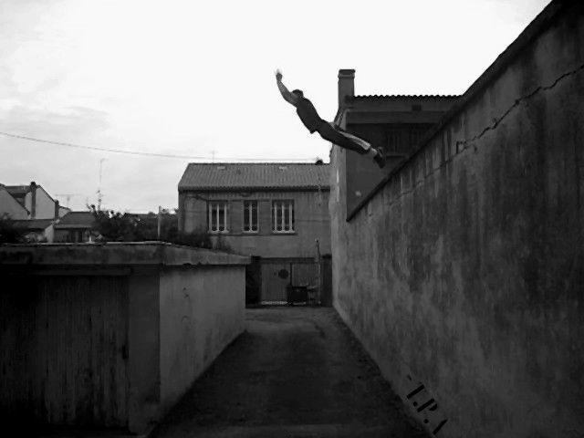 saut de toit