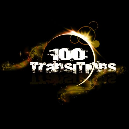 Logo 100 transitions