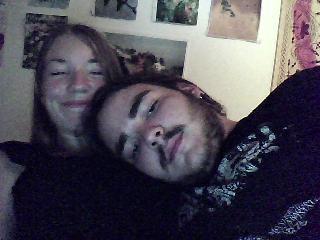 Pascal et moi <3 Je l'aime...