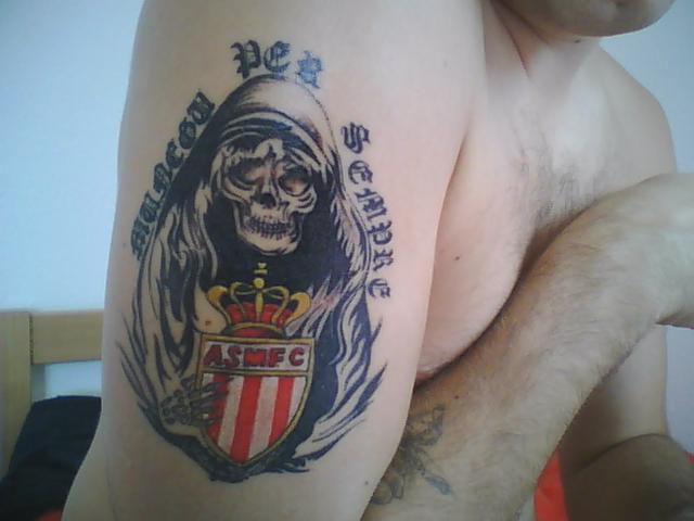 Mon 3eme tatoo !
