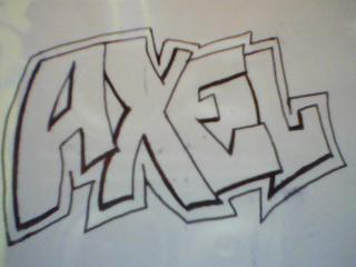Axel^^