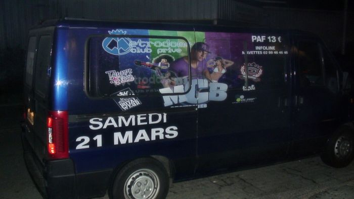 DJ MCB TOURNé