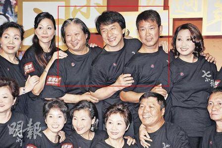 Sammo Jackie et Yuen Biao