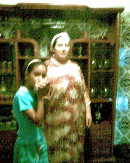 hafsa et mama