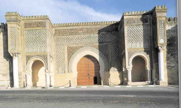Bab Mansour ..... Meknes city