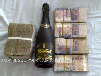 l'argent appelle l'argent