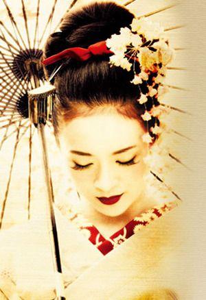 Geisha-Arthur Golden