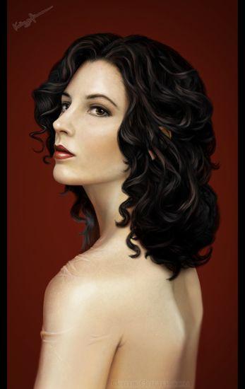 Milady Blake-Anita Blake, tueuse de vampires.