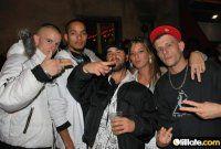 """soirée """"Clermont all Star"""" au Barrio Latino le 19.09.2009"""