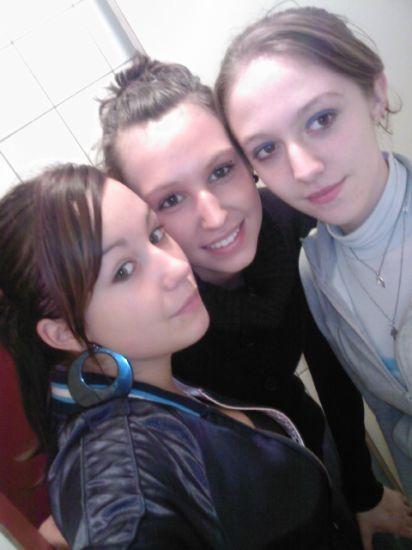 Les copines du Basket :)