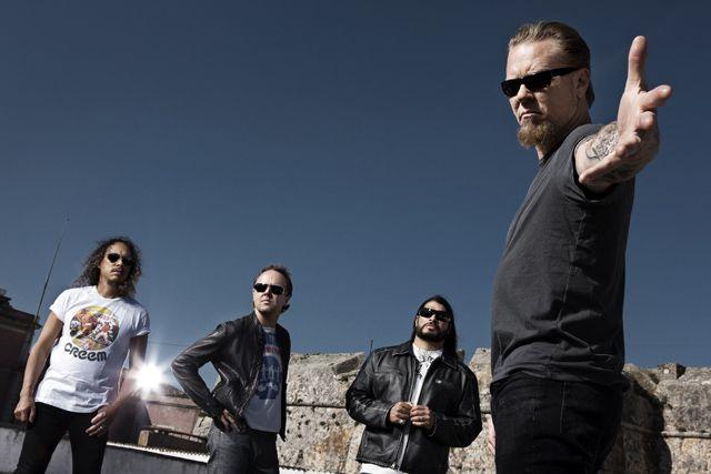 Mon Groupe préféré Metallica
