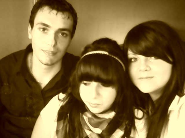 Julien, Francesca, Moi =)