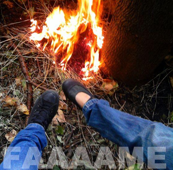 Au feu FAAAAAAAME !