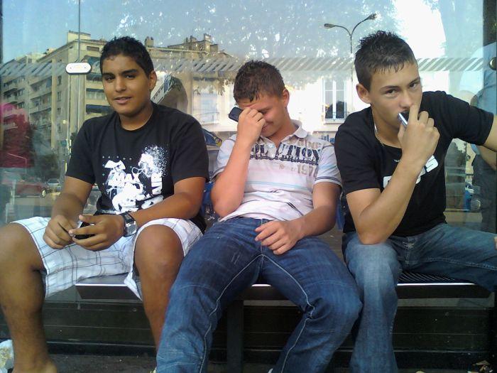 Sèb , Oliivier & Jf (l)