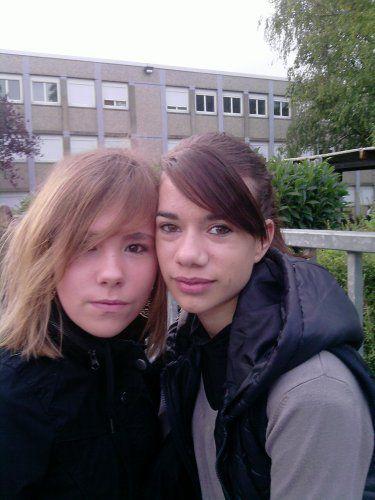 alyson & moi