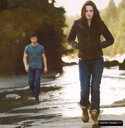 Bella et Jake