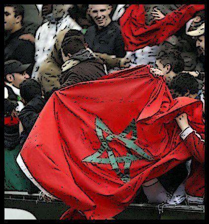 marocaine et fier de mon bled