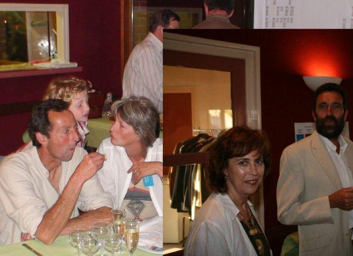 Bernard Véronique et Achille - Claude et Monique